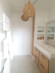 projet renovation salle de bain