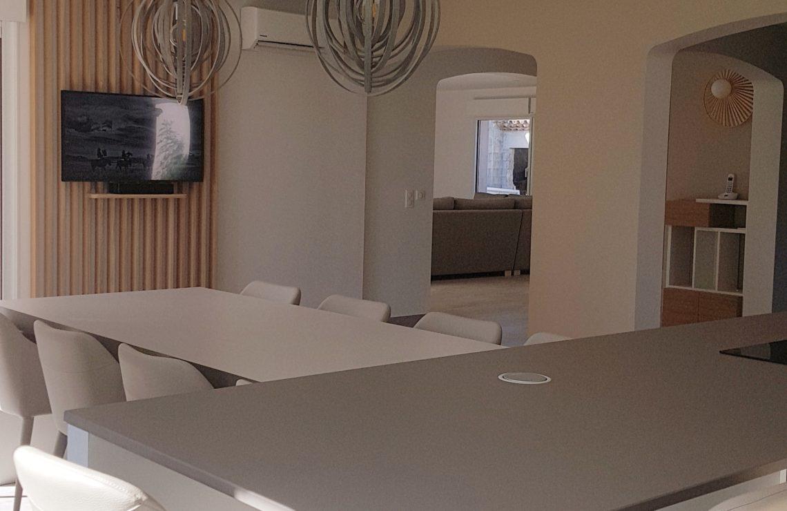 Réalisation aménagement d'espace Home Design by line