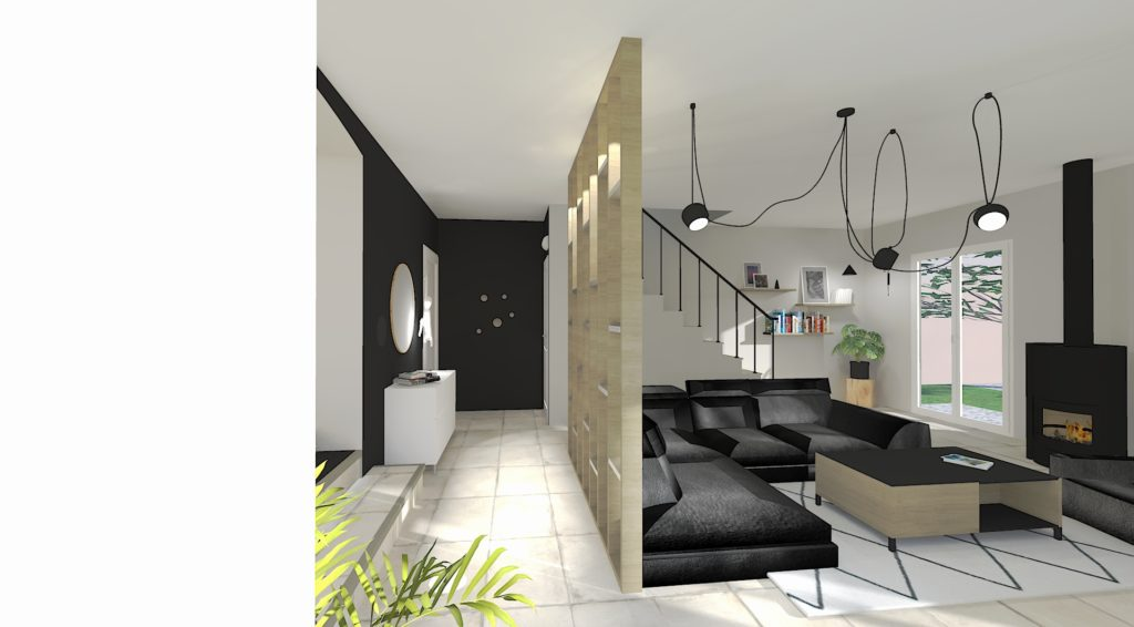 Photo Home design by line